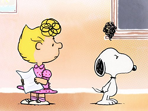 Komm schon, Snoopy
