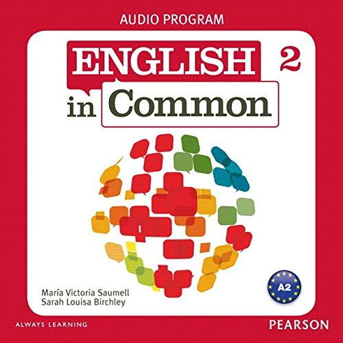 English in Common 2 Audio Program (CDs)