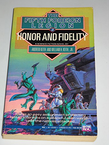 The fifth foreign legion 2: honor and fidelity