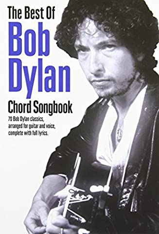 The Best of Bob Dylan Chord Songbook (Guitar Chord