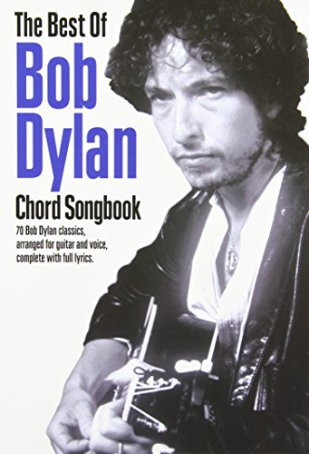 The Best Of Bob Dylan Chord Songbook (Guitar
