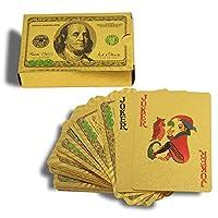 أوراق اللعب الذهبية