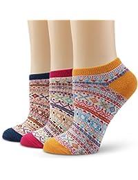 Moliker Girl Vintage style coton chaussettes coloré printemps court chaussettes