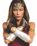 Rubie's Women's Batman v Superman: Dawn of Justice Wonder Woman Deluxe Accessory Set