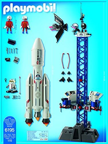 Cohete Con Lanzamiento61950 De Plataforma Playmobil Opiniones fv6yYb7g