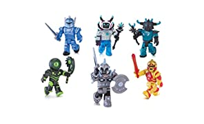 Roblox - Pack 6 Figurines - Champions de Roblox