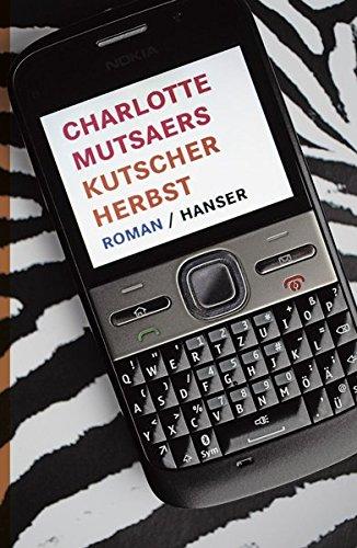 Kutscher Herbst: Roman