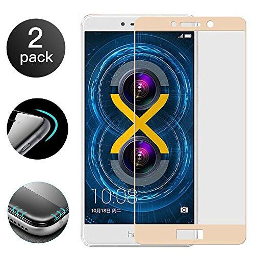 Bruni 2x Folie Für Huawei Honor Note 10 Schutzfolie Displayschutzfolie Bildschirmschutzfolien Handy-zubehör