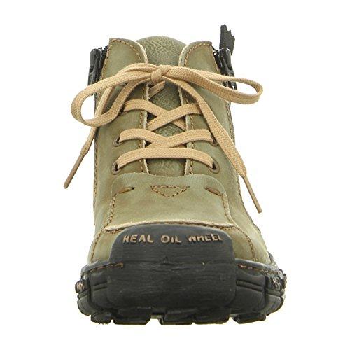 Rovers  Traction, bottes & bottines femme Vert kiwi