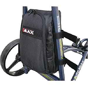 Big Max 2015 Golf Trolley Kühltasche – Schwarz
