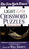 Telecharger Livres The New York Times Light and Easy Crossword Puzzles by The New York Times 2005 Mass Market Paperback (PDF,EPUB,MOBI) gratuits en Francaise