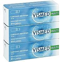 Vismed Multi Augentropfen 3X10 ml preisvergleich bei billige-tabletten.eu