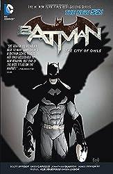 Batman Volume 2: The City of Owls TP (The New 52)
