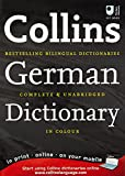 Collins German Dictionary (Collins Complete and Unabridged)