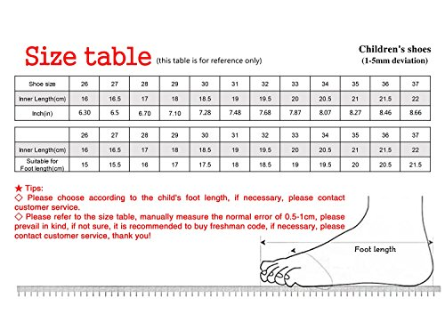 ALUK- Chaussures pour enfants - Filles coréennes Chaussures simples mignonnes Chaussures princesses Sandales en dentelle à la soie Sandales à la bouche de poisson ( Couleur : Noir , taille : 32 ) Noir