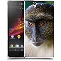 Super Galaxy Soft Flexible TPU Slim Fit Cover Case // V00003899 sykes monkey mount kenya // Sony Xperia Z L36H C6603