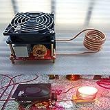 LaDicha 20A Zvs Inducción Calefacción Tablero Flyback Conductor Calentador Con Bobina De Encendido