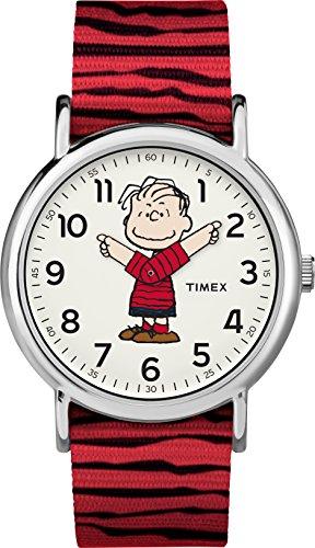809a836cc518 Timex Reloj Analógico para Unisex Adultos de Automático con Correa en  Nailon TW2R41200