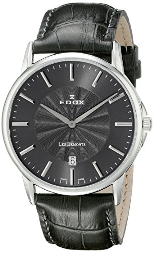 Edox Les Bémonts gentles watch Les Bémonts 56001 3 GIN