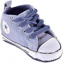 Converse - Converse All Star Blu Ct First Star Hi Dusty Zapatos deportivos Recién Nacido Azul Claro 846135C - Azul, Intel Core 2 Duo para 1,8 GHz