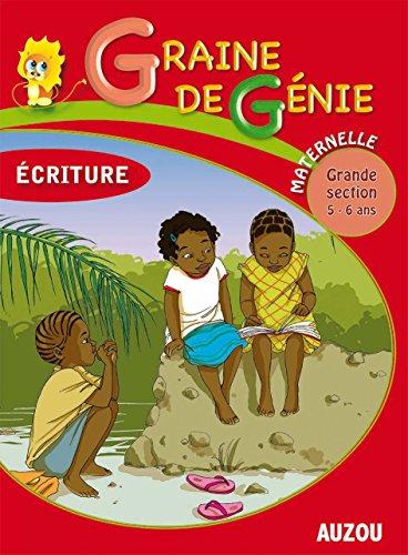 Ecriture Maternelle Grande section 5-6 ans