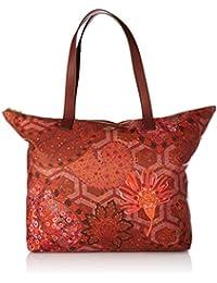 Oilily Damen Basic Shopper, 54x17x37 cm