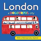 London a COLOURFUL city: With a fold-out city skyline!