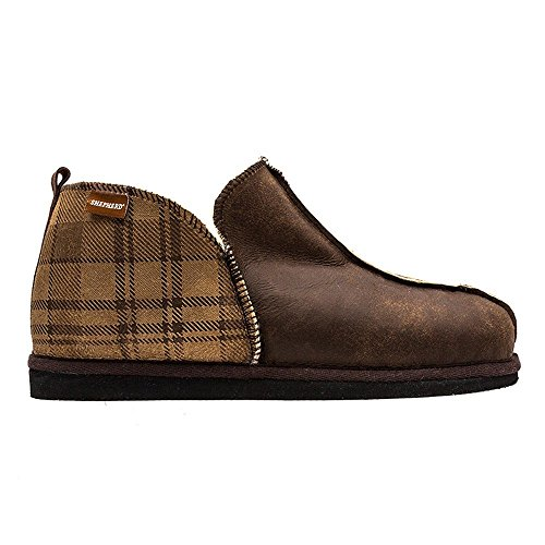 SHEPHERD anton - checked brown