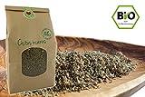 Bio Cistus incanus von Naturherz - Original Zistrose im Feinschnitt (500 g)