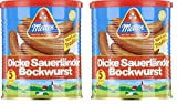 12 Dosen a 400g Metten Dicke Sauerländer Bockwurst Made in Germany