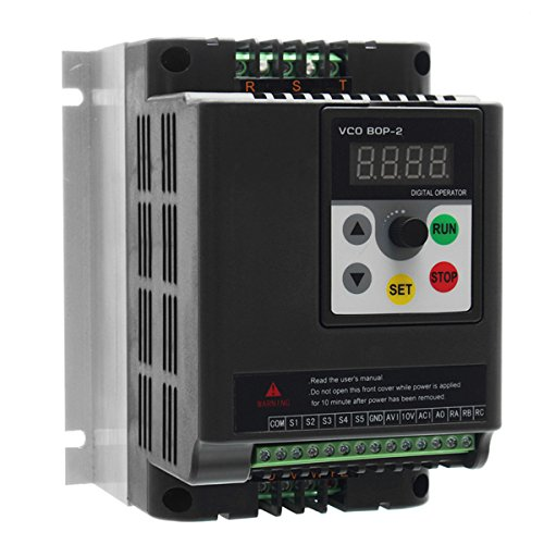 ChaRLes 0.75Kw 380V Variable Frequency Inverter Eingebaute Plc 3 Phase In 3 Phase Out Frequenzumrichter -