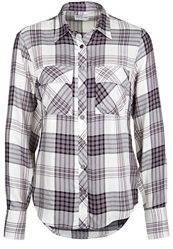 TRUE RELIGION Damen Bluse CHECK BLOUSE TRUE