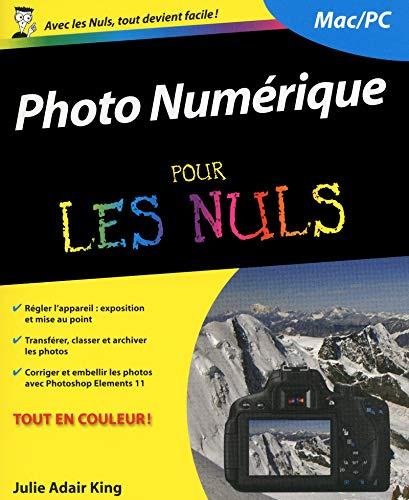 Photo numérique 14e Pour les Nuls par Julie ADAIR KING