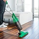 Shop Story–Aspirapolvere per pavimenti e aspirapolvere manuale, 2in 1,ciclonico, multifunzione Vacuum Pro X6400ml 76db 600W