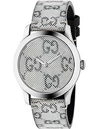 Reloj Gucci YA1264058 Gris Acero 316 L Unisex 48558aad0fb