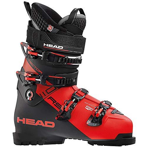 HEAD Unisex- Erwachsene Skischuhe Vector RS 110, red/Black, 27.5