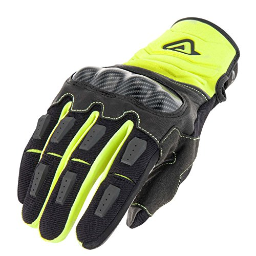 Acerbis Handschuhe Carbon G 3.0 Gelb Gr. XL