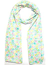 Sri Belha Fashions Multi Star For Holi Printed Poly Cotton Scarf Stole