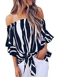 es Blusas Tops Y Camisetas Amazon Camisetas Modas Elegantes F6dpxwaq