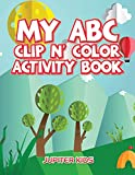 My ABC Clip n' Color Activity Book