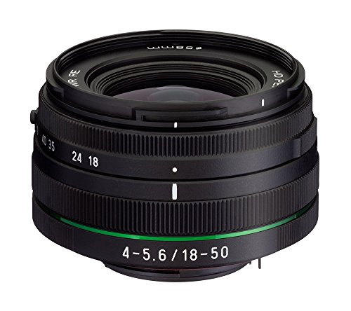 Pentax K 70 Kit Fotocamera Reflex Digitale con Obiettivo, Nero 18 x 50 mm e 50 x 200 mm