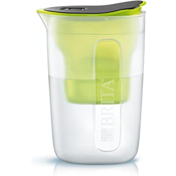 BRITA Fun Water Filter Jug and Cartridge+, Lime