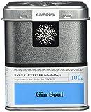 samova Gin Soul Bio-Kräutertee alkoholfrei, 1er Pack (1 x 100 g)