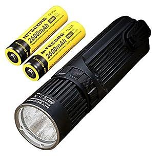 Combo: Nitecore SRT9 CREE XHP50 LED Flashlight -2150 Lumens w/2x NL186 Battery