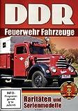 DDR Feuerwehr Fahrzeuge