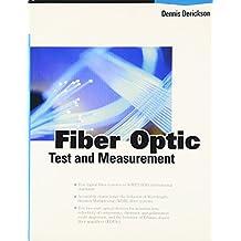 Fiber Optic Testing and Measurement (Hewlett-Packard Professional Books)