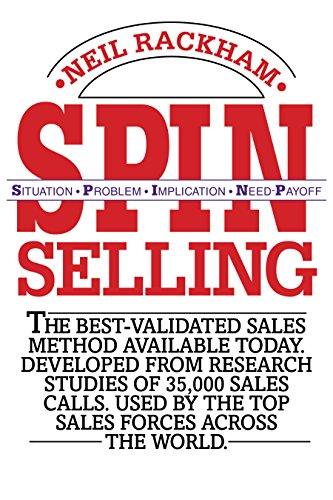 SPIN Selling English Edition