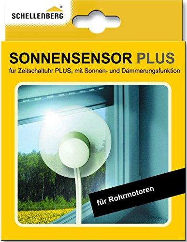 Schellenberg 25559 Sonnensensor Plus, 3 m für 25555