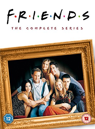 Friends_(TV_Series) [Reino Unido] [DVD]