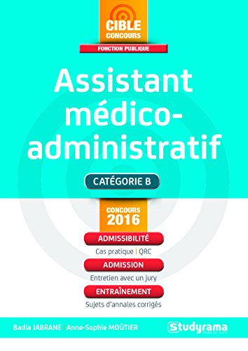 Assistant mdico-administratif : Branches